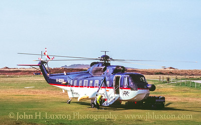 British International Helicopters - April, 1995