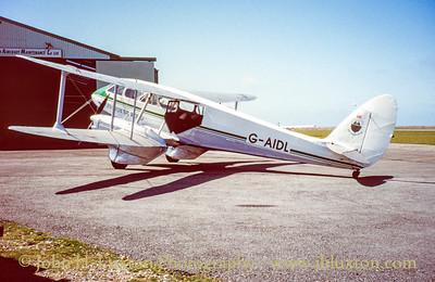 Caernarfon Airport, Gwynedd, Wales - April 30, 1994