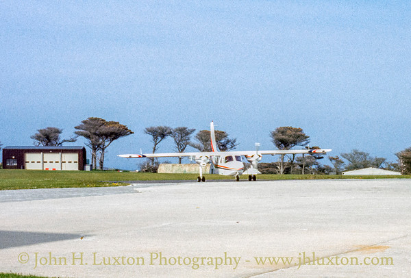 Isles of Scilly Skybus - May 26, 1992