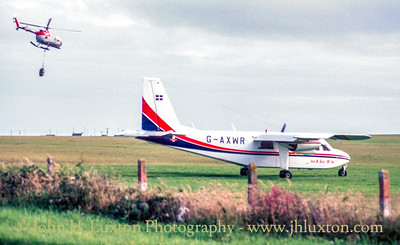 Isles of Scilly Skybus - August 1993
