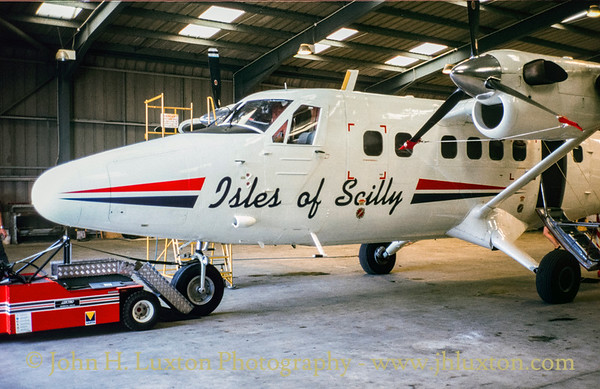 Isles of Scilly Skybus - August 07, 1994