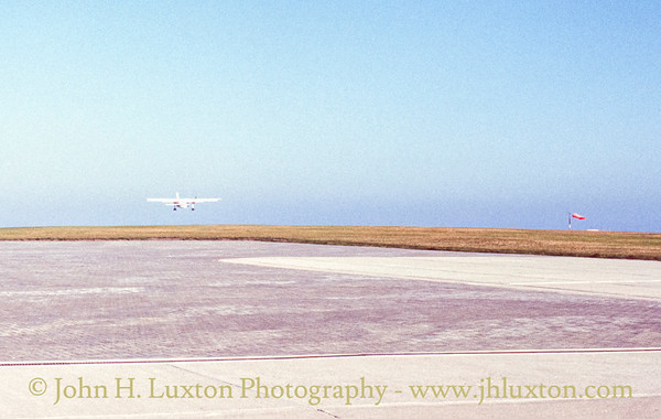 Isles of Scilly Skybus - August 29, 1991