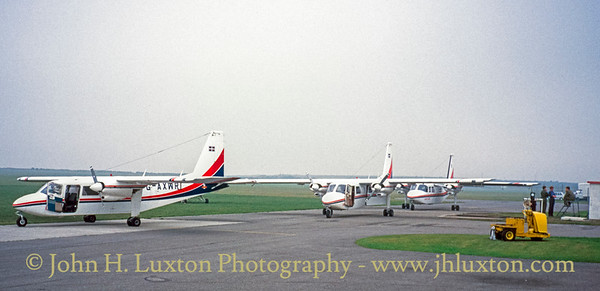 Isles of Scilly Skybus - August 09, 1992