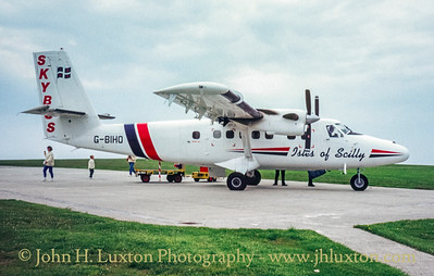 Isles of Scilly Skybus - June 02, 1994