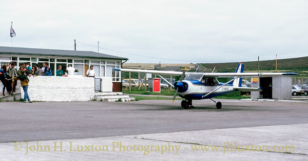 Isles of Scilly Skybus - August 08, 1993