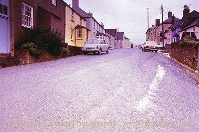 Cargreen Village, Tamar Valley, Cornwall - March 16, 1983