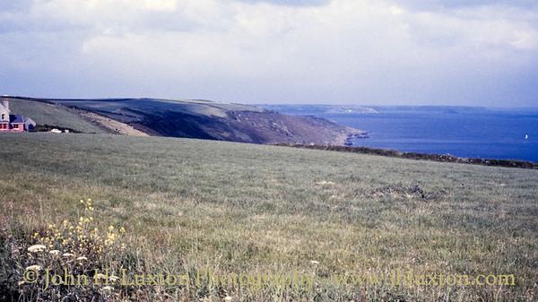 Penlee Point, Rame, Cornwall - June 02, 1989