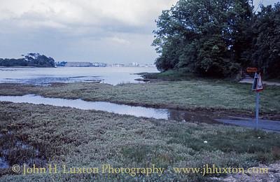 Tidal Road, St John, Rame, Cornwall - June 02, 1989