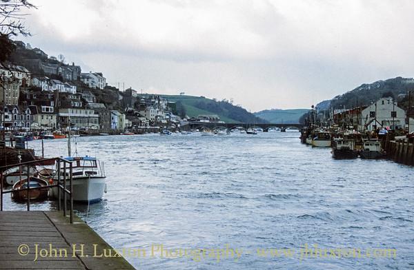Looe, Cornwall - April 04, 1989