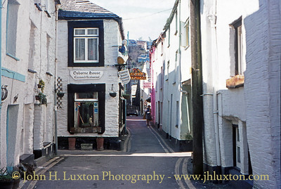 East Looe, Cornwall - April 04, 1978