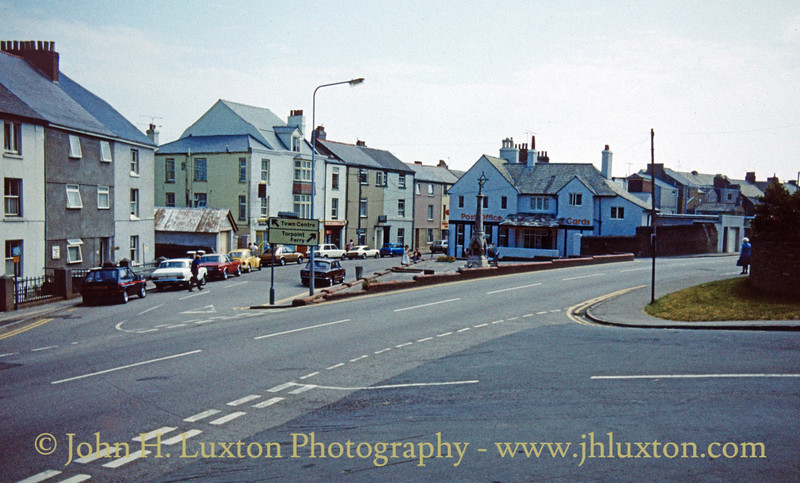 Torpoint, Cornwall - May 18, 1982