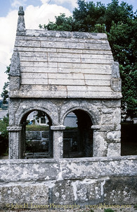 St Cleer Holy Well, St Cleer, Cornwall - August 06, 1989