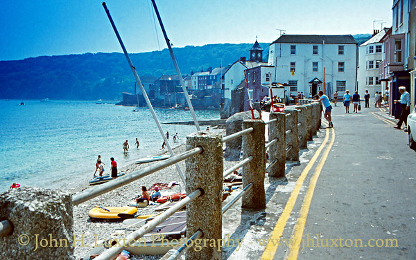 Kingsand - Cawsand, Cornwall - May 18, 1982