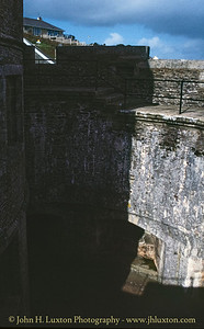 St Mawes Castle , St Mawes, Carrick, Cornwall - April 04, 1991