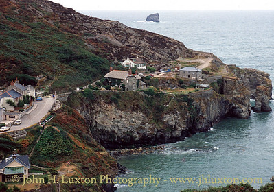 St Agnes, Cornwall - September 1982