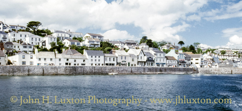 St Mawes, Cornwall - June 1989