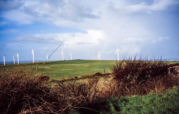 Carland Cross Windfarm, Mitchell, Carrick - April 1994