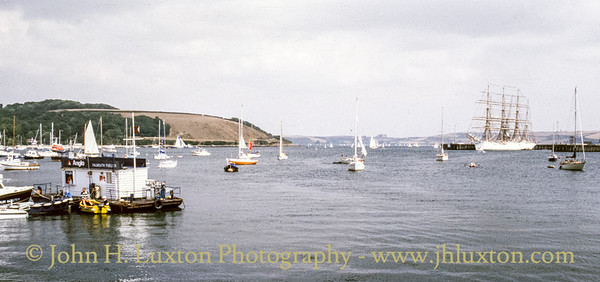 Falmouth, Carrick, Cornwall - August 08, 1989