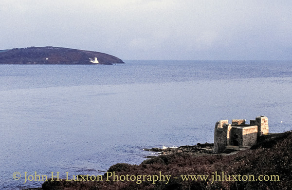 Pendennis Point, Falmouth, Carrick, Cornwall - October 29, 1990