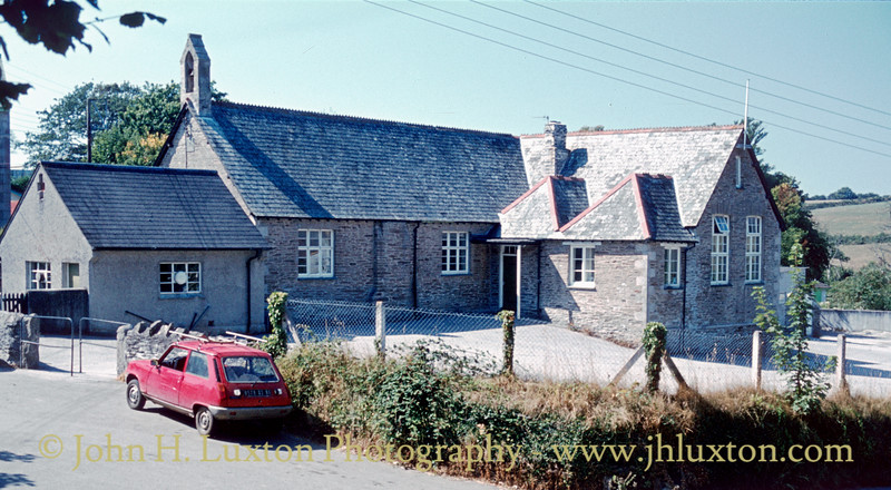 Veryan, Cornwall - August 23, 1983