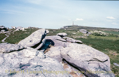 Carn Brea, Redruth, Cornwall - May 29, 1989