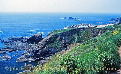 Lizard Point, Kerrier District, Cornwall - May 17, 1985
