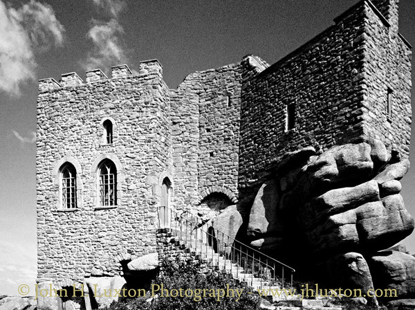 Carn Brea Castle, Carn Brea, Redruth, Cornwall - May 29, 1989