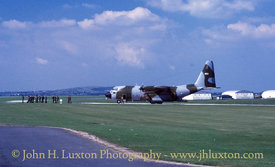 RNAS Culdrose, Cornwall - September 08, 1986