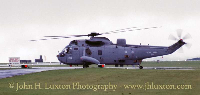 RNAS Culdrose, Cornwall - August 18, 1988