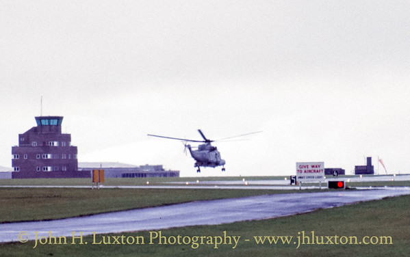RNAS Culdrose, Cornwall - August 18, 1988