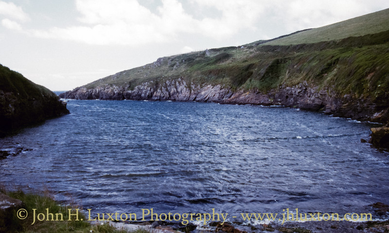 Port Quinn, North Cornwall - August 25, 1988