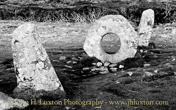 Mên-an-Tol, Madron, Cornwall - October 30, 1992