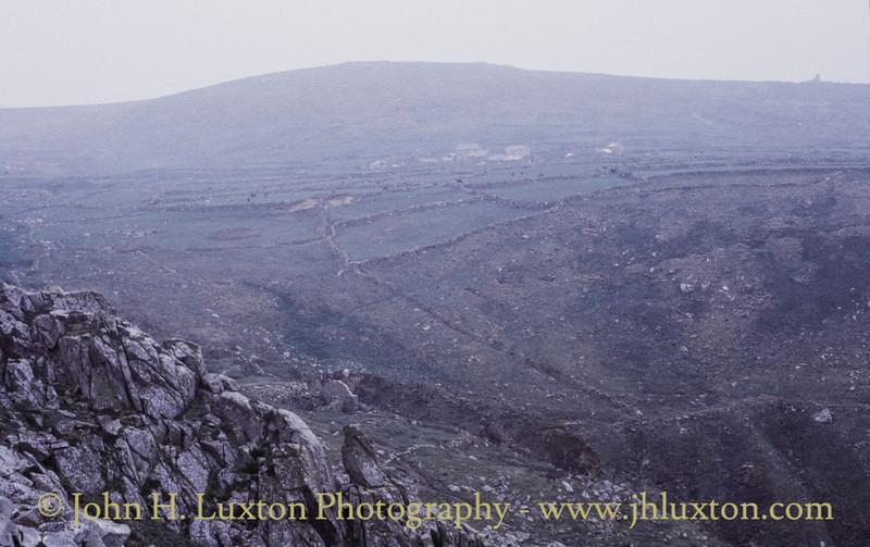 Commando Ridge / Bosigran Ridge, Carn Galver, Penwith, Cornwall - May 31, 1991