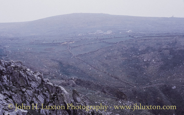 Commando Ridge / Bosigran Ridge, Carn Galver, Penwith, Cornwall - May 31, 1991