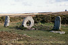 Men-an-Tol, Madron, Cornwall - October 30, 1992