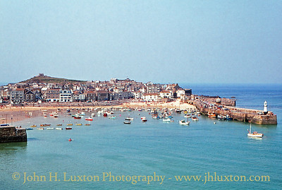 St. Ives, Cornwall - July 07, 1979