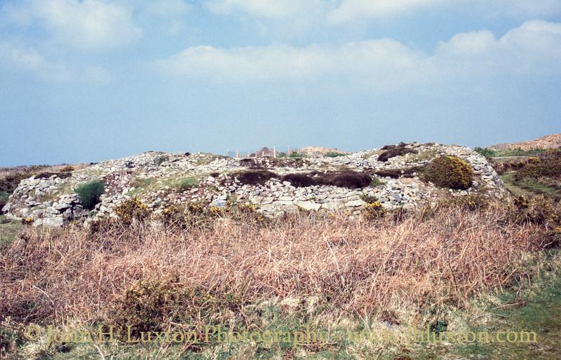 Ballowall Barrow, St Just, Penwith, Cornwall - April 03, 1989