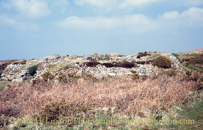 Ballowall Barrow, St Just, Penwith, Cornwall - April 03, 1989