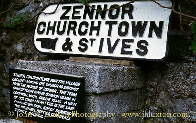 Wayside Museum, Zennor, Penwith, Cornwall - May 31, 1991