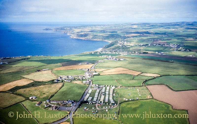 Sennen, Penwith, Cornwall - August 1994