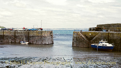 Mousehole, Penwith, Cornwall - June 02, 1988
