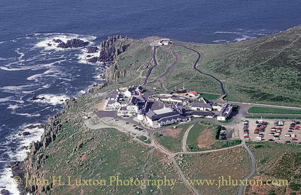 Land's End, Penwith, Cornwall - April 09, 1995