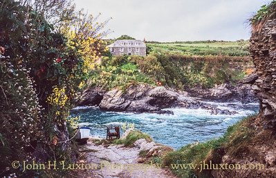 Prussia Cove, Rosudgeon, Penwith Cornwall - May 29, 1995