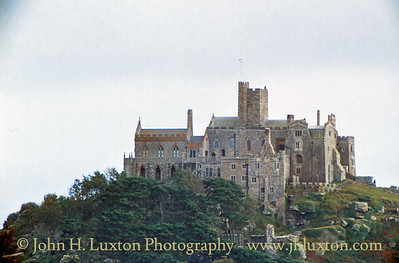 St Michael's Mount, Marazion, Cornwall - September 08, 1982