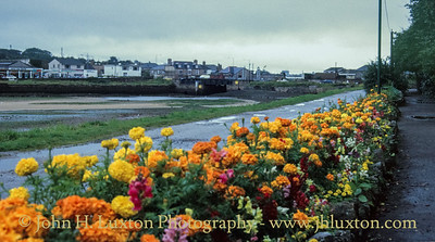 King George V Memorial Gardens, Hayle, Cornwall - August 18, 1988
