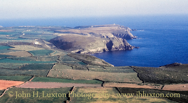 Gwennap Head, Penwith, Cornwall - August 28, 1991