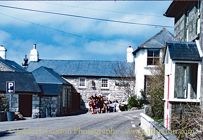 Zennor, The Tinners Arms, Cornwall - April 10, 1984