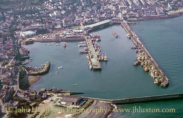 Newlyn, Penwith, Cornwall - April 09, 1995