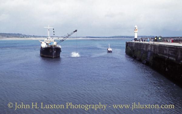 Penzance Harbour, Penzance - June 03, 1988