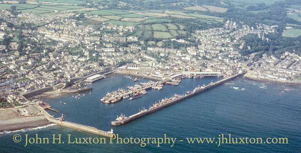 Newlyn, Penwith, Cornwall - August 29, 1991